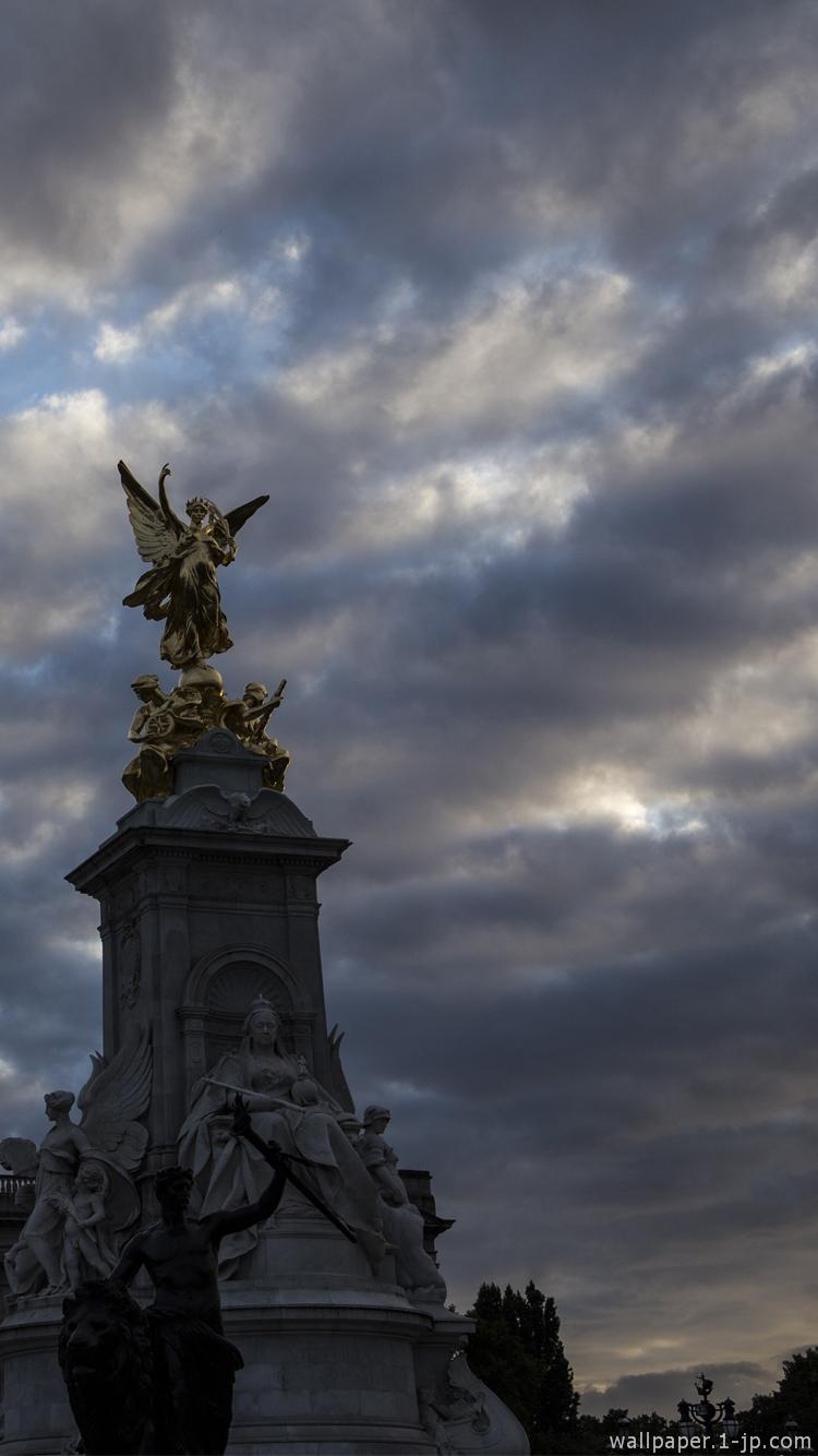 かっこいい雲 空 かっこいい色待ち受け スマホ壁紙