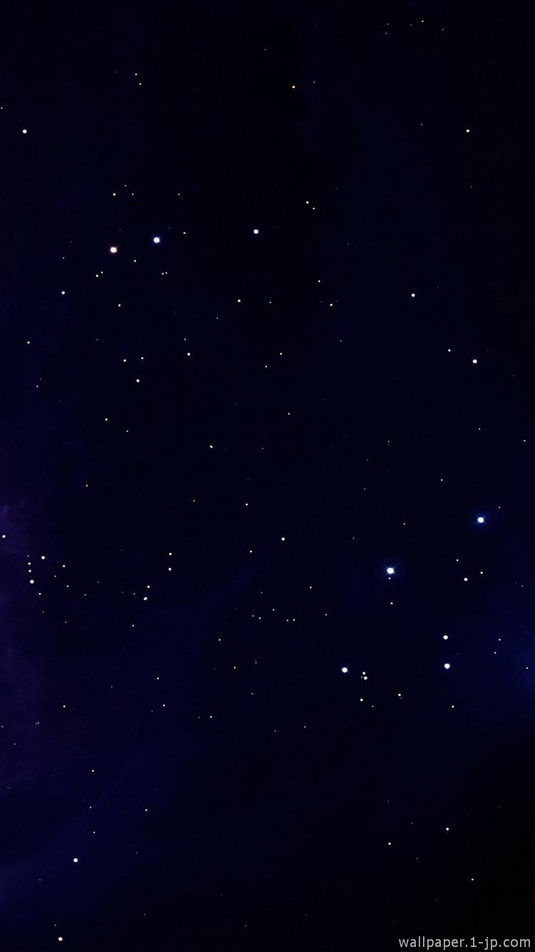 綺麗なチューリップ 星や宇宙画像の待ち受け スマホ